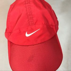 Coral Nike hat adult adjustable